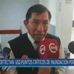 Chiclayo: Detectan 650 puntos críticos de inundación por lluvias