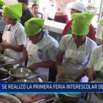 Chiclayo: Se realizó la primera feria interescolar del ceviche