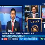 """Chiclayo: En Hoy Noticias dialogamos con la directora del colegio de alto rendimiento de Lambayeque """"COAR"""" Mery Mocarro Aguilar"""