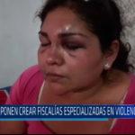 Chiclayo: Proponen crear fiscalías especializadas en violencia familiar
