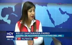 Chiclayo: Foro referéndum 2018.