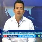 Chiclayo: Diagnóstico del cáncer en medicina interna