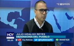 Chiclayo: Violencia contras las mujeres.