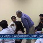 """Chiclayo: Inicia audiencia de prisión preventiva contra """"El Gran Chaparral"""""""