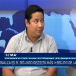 Chiclayo: Pomalca es el segundo distrito más inseguro de Lambayeque