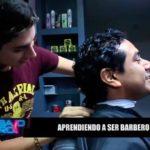 Aprendiendo a ser barbero