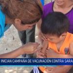 Chiclayo: Inician campaña de vacunación contra sarampión