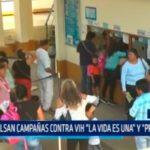 """Impulsan campañas contra VIH """"La vida es una"""" y """"Precavidas"""""""