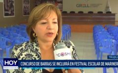 Concurso de barras se incluirá en Festival Escolar de Marinera