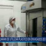 Chiclayo: Dejaran de utilizar envasados de Qali Warma