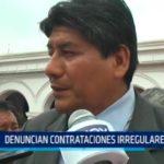Denuncian contrataciones irregulares en UNT