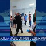 Chiclayo: Denuncian a médico que intento golpear a un paciente
