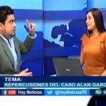 Chiclayo: En Hoy Noticias entrevistamos al periodista Rolando Alburqueque