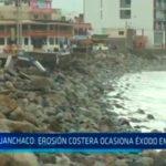 Huanchaco: Erosión costera ocasiona éxodo empresarial
