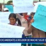 Excandidato a regidor de Mache sigue desaparecido