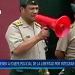 Arequipa: Detienen a exjefe policial de La Libertad por integrar red de trata