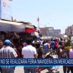 Chiclayo: No se realizará feria navideña en mercado Modelo