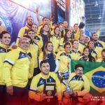 Gran Final del torneo Sudamericano de Natación 2018