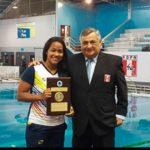 Resultados de primera fecha del Campeonato Sudamericano de Natación Perú 2018