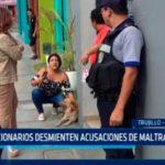 Funcionarios desmienten acusaciones de maltrato a can