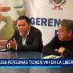 Trujillo: 358 personas tienen VIH en La Libertad