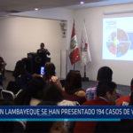 Chiclayo: En Lambayeque se han presentado 194 casos de violación