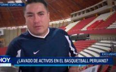 ¿Lavado de activos en el basquetball peruano?