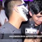 Halloween su máxima expresión