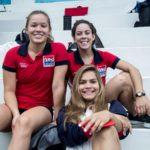Clasificatorios del XLIV Campeonato Sudamericano Absoluto de Natación