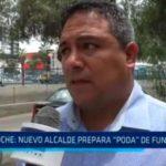 """Moche: Nuevo alcalde prepara """"poda"""" de funcionarios"""