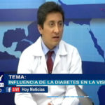 Chiclayo: Influencia de la diabetes en la visión