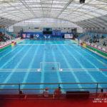 Waterpolo: Venció Colombia 52 a 2 a Paraguay