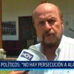 """Políticos: """"No hay persecución a Alan García"""""""