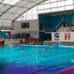 Partido de inauguración selecciones femeninas de Waterpolo Perú vs. Chile
