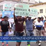 Chiclayo: Pescadores industriales no aceptan incrementos de tarifas