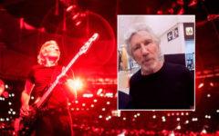 Roger Waters llegó a Lima para su concierto en el Monumental