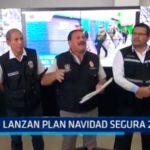 Trujillo: Lanzan plan navidad segura 2018