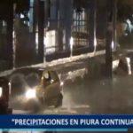 Piura: Precipitaciones en nuestra región continuarán