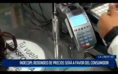 INDECOPI: Redondeo de precios será a favor del consumidor