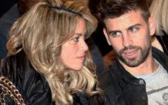 Shakira y Pique se alejan de Barcelona por una posible infidelidad