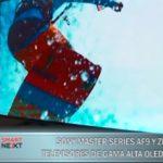 SONY MASTER series af9 y zf9: televisores de gama alta oled y lcd con calibración dedicada para NETFLIX