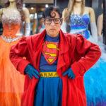 """El """"Superman peruano"""" se enfrenta a una avanzada glaucoma"""