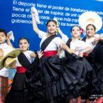Inauguración Campeonato Sudamericano de Natación