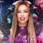 Así reaccionó Thalía tras falla de playback en pleno concierto