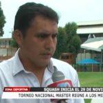 Torneo Nacional Máster reúne a los mejores