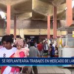 Chiclayo: Se replantearía trabajos en mercado de Lambayeque