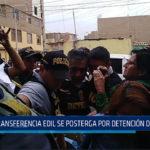 Chiclayo: Transferencia edil se posterga por detención de alcalde