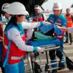 Ministerio de Salud y Fuerza Aérea trasladaron a Lima a menores sobrevivientes del accidente vehicular de Chachapoyas