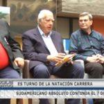 Sudamericano absoluto continúa el 7 de noviembre