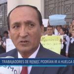 Chiclayo: Trabajadores de RENIEC podrían ir a huelga general